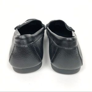 Coach Shoes - Coach | Fredrica Pebble Leather Loafer in Black